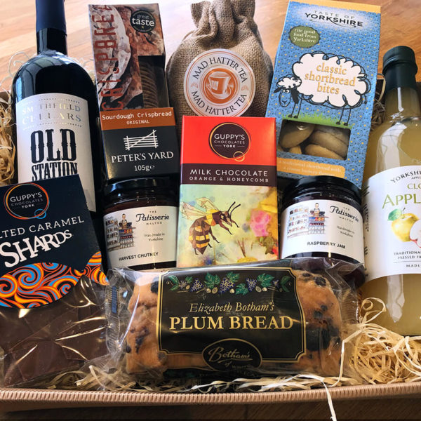 The Patisserie Malton - Hamper