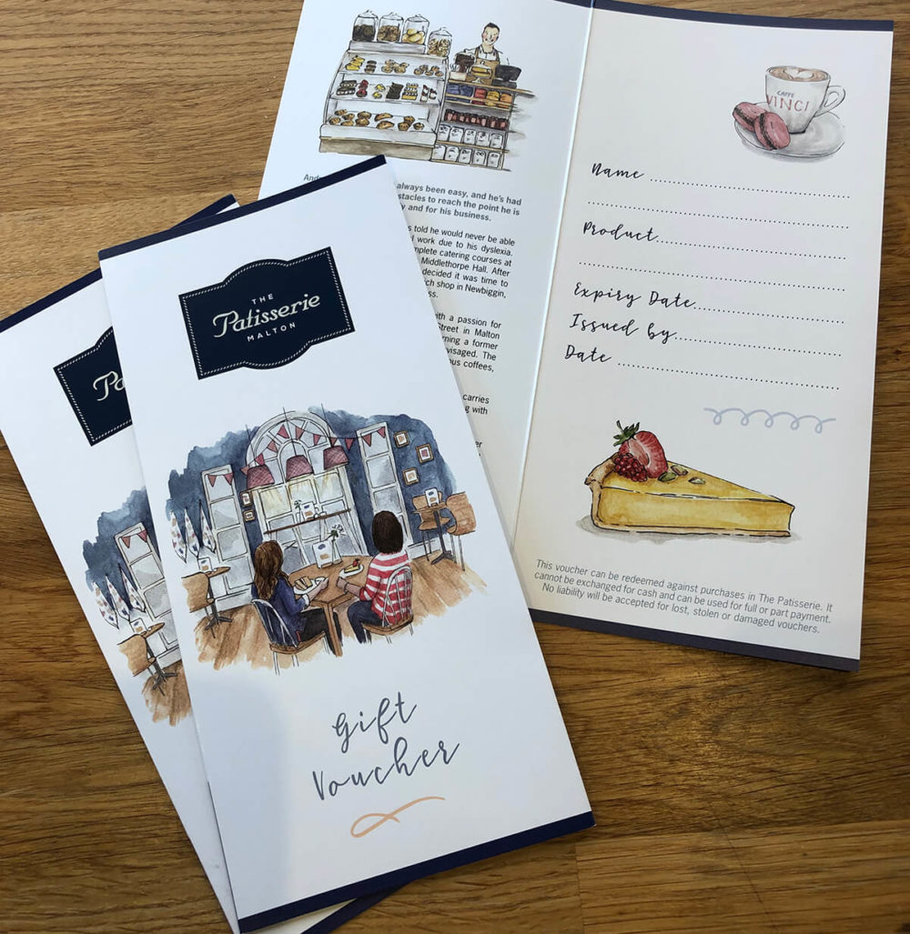 The Patisserie Malton - Voucher